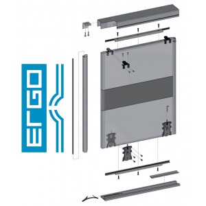 ERGO Sliding Door System